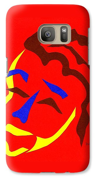 Galaxy Case featuring the digital art Annalyn by Delin Colon