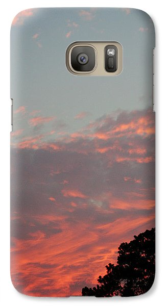 Galaxy Case featuring the photograph Another Rayburn Sunset by Max Mullins