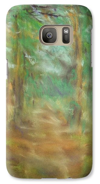 Galaxy Case featuring the photograph Another Way by Shirley Moravec