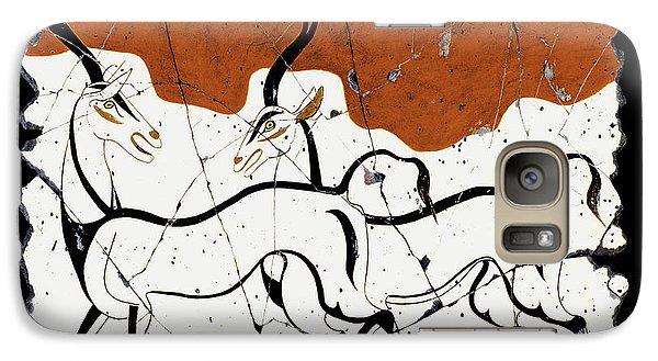 Antelope Of Akrotiri Galaxy S7 Case