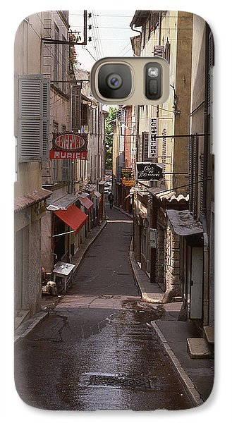 Galaxy Case featuring the photograph Antibes 76 by Mark Alan Perry
