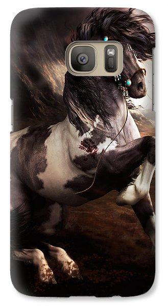 Apache Blue Galaxy S7 Case