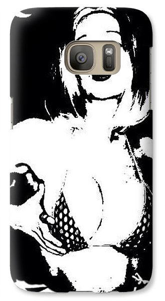Galaxy Case featuring the photograph Aphrodite  by Lisa Piper