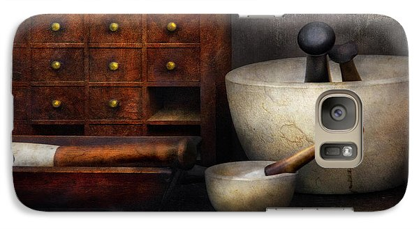 Apothecary - Pestle And Drawers Galaxy S7 Case