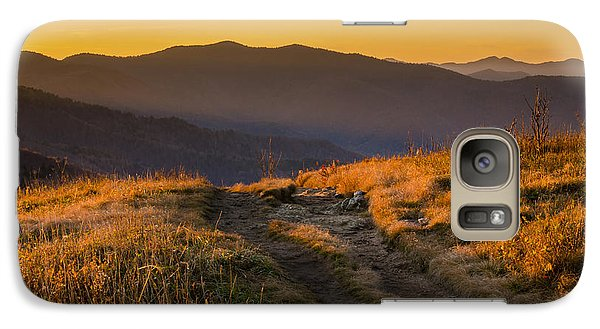 Galaxy Case featuring the photograph Appalachian Afternoon by Serge Skiba