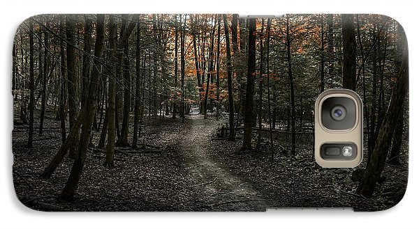 Galaxy Case featuring the photograph Appalachian Trail by Anthony Fields