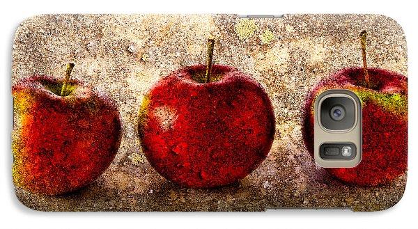 Apple Galaxy S7 Case by Bob Orsillo