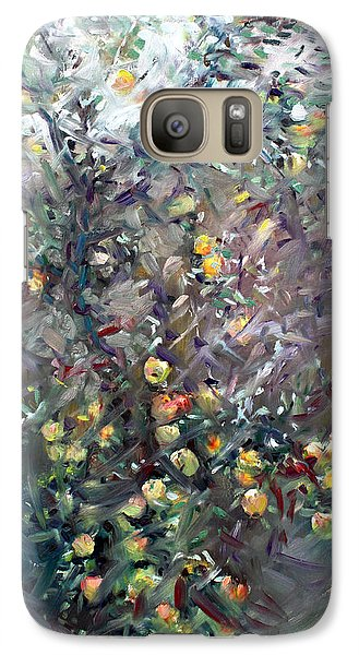 Apple Galaxy S7 Case - Apple Tree  by Ylli Haruni