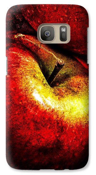 Apples  Galaxy S7 Case by Bob Orsillo