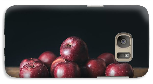 Apples Galaxy Case by Viktor Pravdica