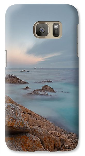 Galaxy Case featuring the photograph Approaching Storm by Jonathan Nguyen