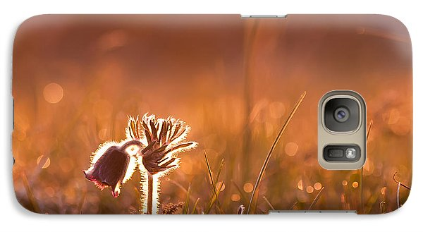 Galaxy Case featuring the photograph April Morning by Kennerth and Birgitta Kullman