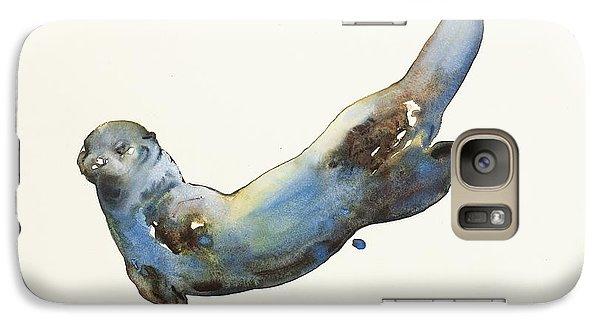 Aqua Galaxy S7 Case by Mark Adlington