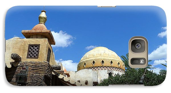 Galaxy Case featuring the photograph Arabian Dome by Richard Reeve
