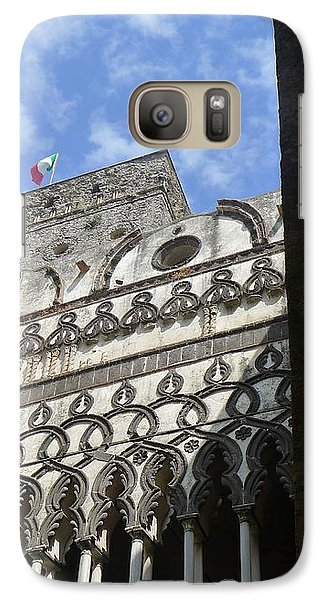 Galaxy Case featuring the photograph Arch View by Nora Boghossian