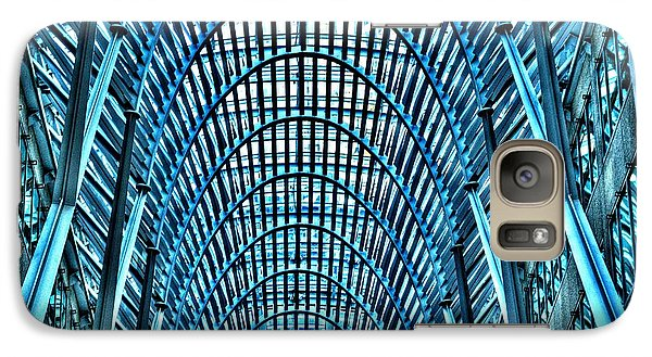 Galaxy Case featuring the photograph Arches In Brookefield Place by Joe  Ng
