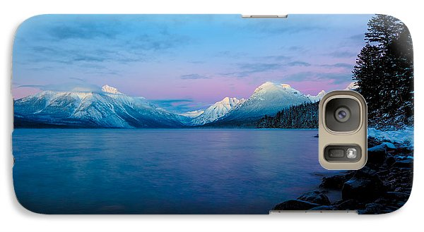 Galaxy Case featuring the photograph Arctic Slumber by Aaron Aldrich