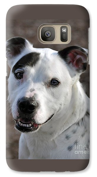 Galaxy Case featuring the photograph Are You Looking At Me? by Savannah Gibbs