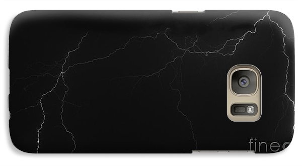 Galaxy Case featuring the photograph Arizona Storm by J L Woody Wooden