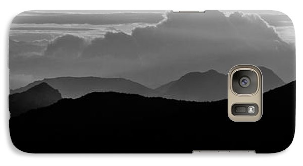 Galaxy Case featuring the photograph Arizona View by Atom Crawford