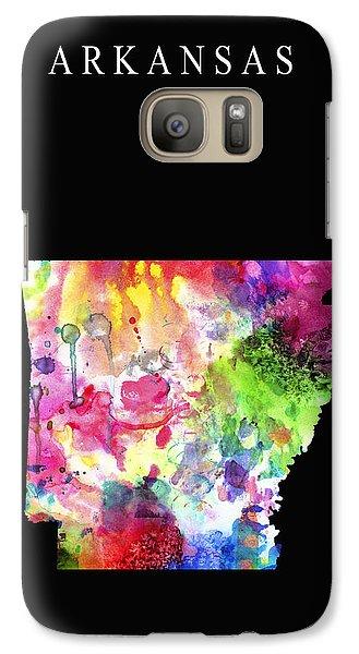 Arkansas State Galaxy S7 Case