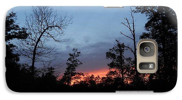Galaxy Case featuring the photograph Arkansas Sunset by Yolanda Raker