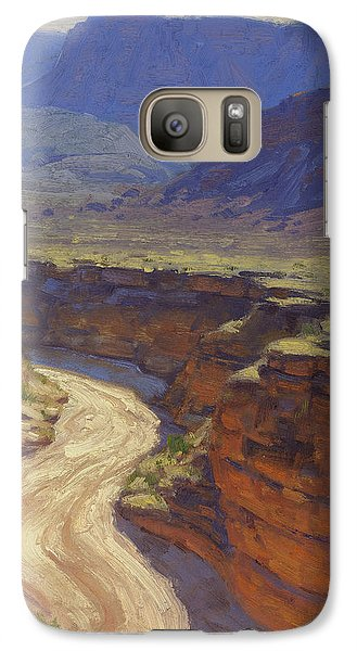 Grand Canyon Galaxy S7 Case - Around The Bend by Cody DeLong
