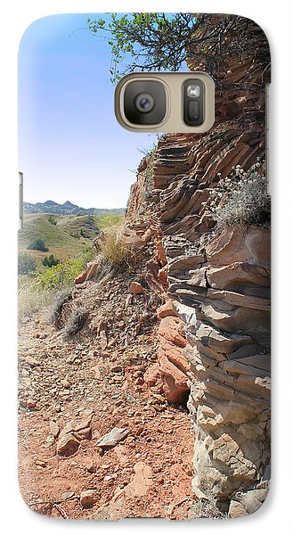 Galaxy Case featuring the photograph Around The Corner by Kathleen Scanlan