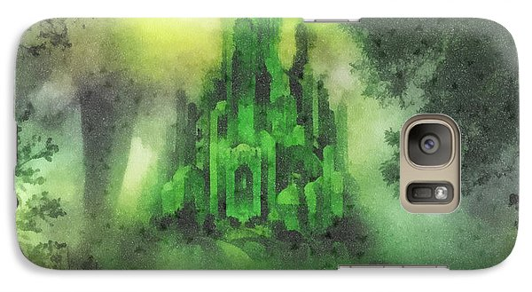 Mo Galaxy S7 Case - Arrival To Oz by Mo T