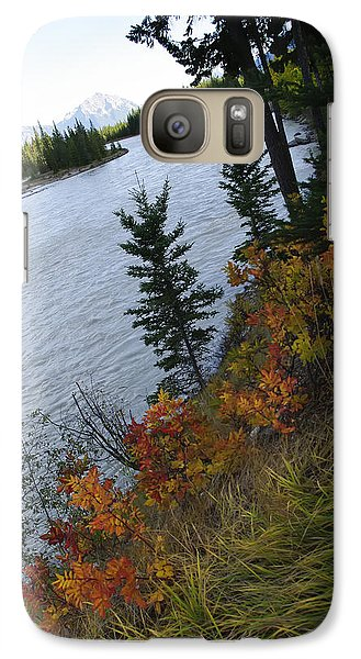 Galaxy Case featuring the photograph Art By God And Mother Nature by Rhonda McDougall