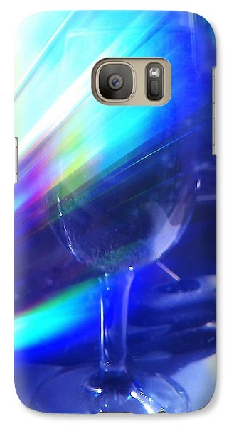 Galaxy Case featuring the photograph Art Glass by Martin Howard