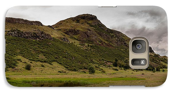 Galaxy Case featuring the photograph Arthur's Saddle by Sergey Simanovsky