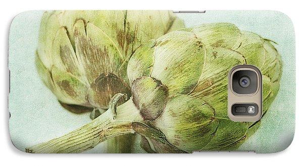 Artichokes Galaxy S7 Case by Priska Wettstein