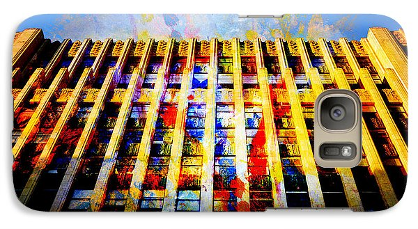 Galaxy Case featuring the photograph Arts District by John Fish
