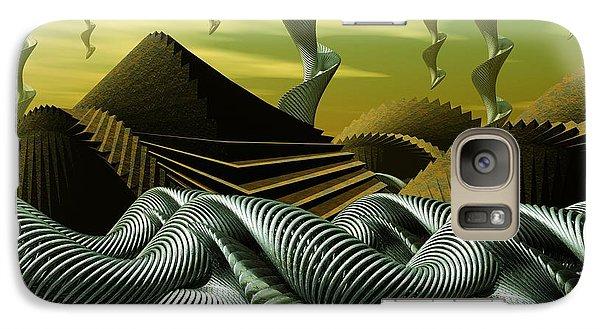 Galaxy Case featuring the digital art Artscape by John Alexander