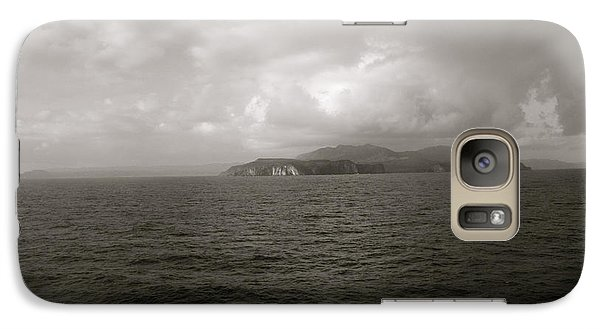 Galaxy Case featuring the photograph As We Drifted... by Paul Cammarata