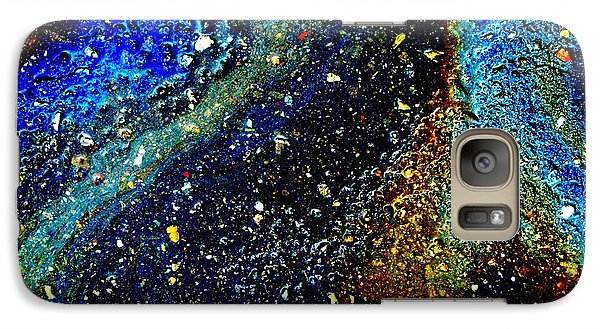 Galaxy Case featuring the photograph Ascension by Samuel Sheats