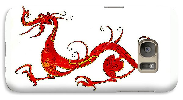 Asian Dragon Galaxy S7 Case