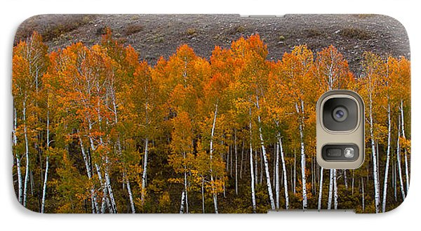 Galaxy Case featuring the photograph Aspen Band by Steven Reed