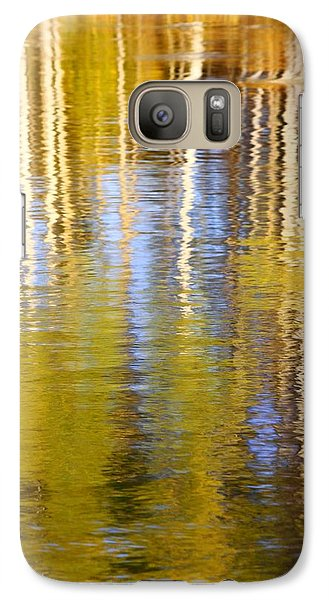Galaxy Case featuring the photograph Aspen Reflection by Kevin Desrosiers