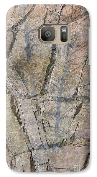 Galaxy Case featuring the photograph Aspen Shadow by Lee Craig