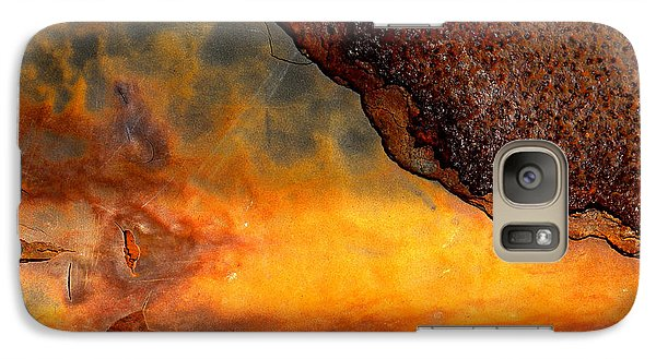 Galaxy Case featuring the photograph Asteroid Belt by Robert Riordan