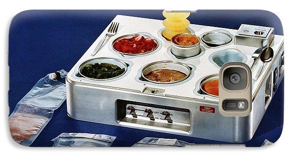 Astronaut Food Galaxy S7 Case by Nasa