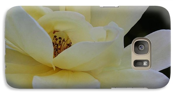Galaxy Case featuring the photograph At First Glance by Geri Glavis