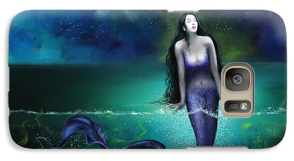 Galaxy Case featuring the painting Atargatis by S G