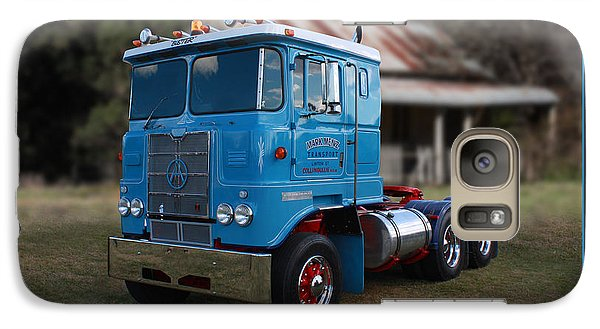 Galaxy Case featuring the photograph Atkinson Prime Mover by Keith Hawley