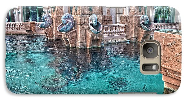 Galaxy Case featuring the photograph Atlantis Resort In The Bahamas by Timothy Lowry