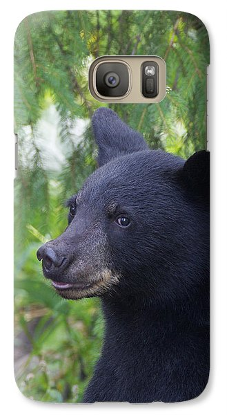 Galaxy Case featuring the photograph August Coy by Gerry Sibell
