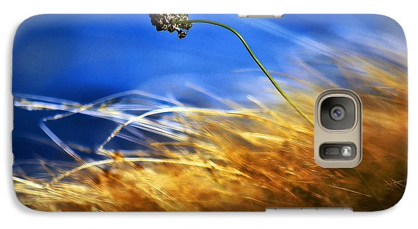 Galaxy Case featuring the photograph August Rush by Graham Hawcroft pixsellpix