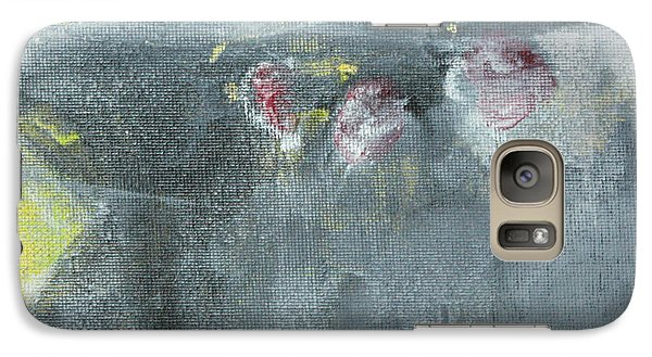 Galaxy Case featuring the painting Aurora by Paul Ashby